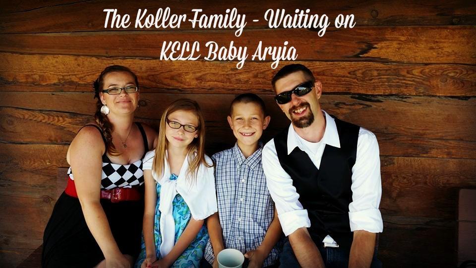 Kell Baby Family
