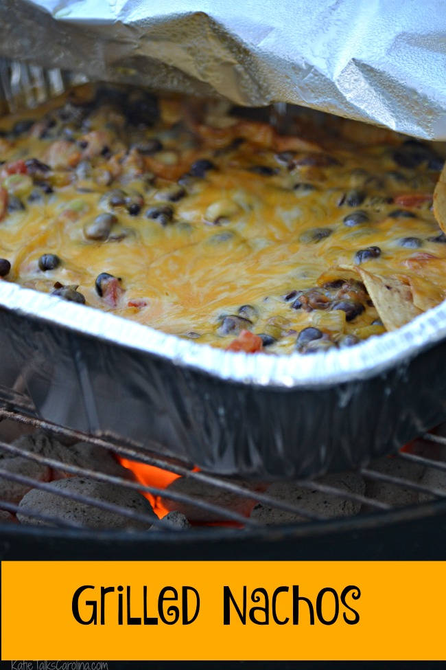 Grilled Nachos – Recipes for the Grill