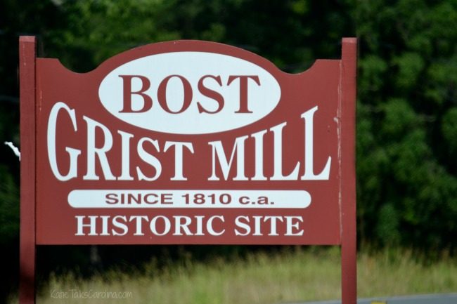 Bost Grist Mill