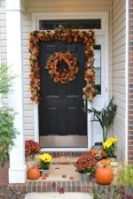 Decorate Your Front Door For Fall