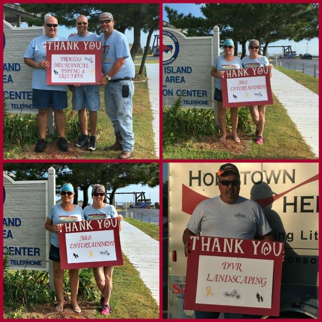 HomeTown Heroes Road Tour and Kick Off Sponsors