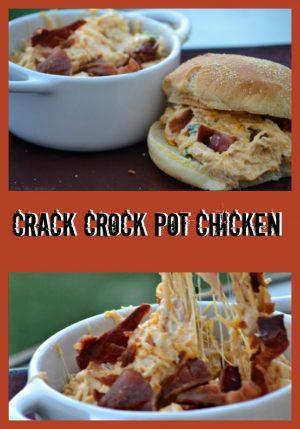 Crack Crock Pot Chicken Recipe