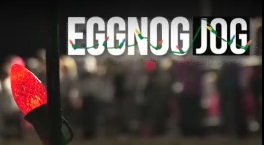 EggNog Jog at Charlotte Motor Speedway