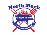 North Meck High School Annual BBQ November 4th