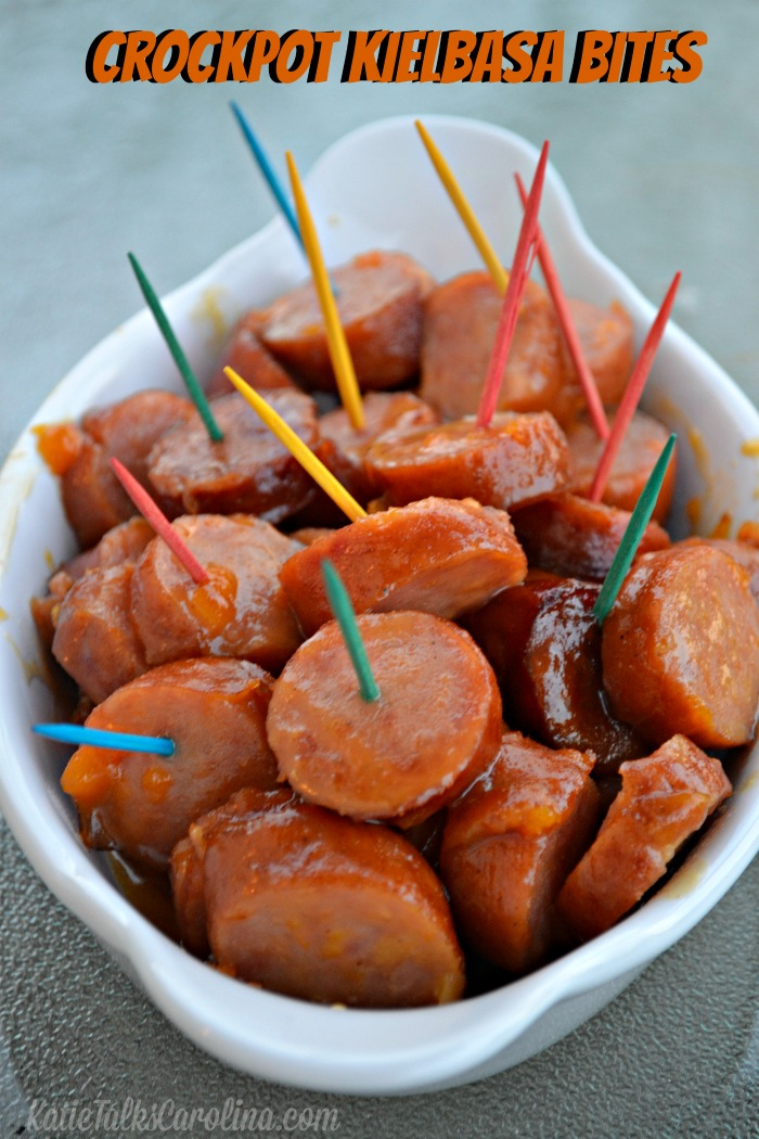 Crock Pot Kielbasa Bites – The Perfect Appetizer