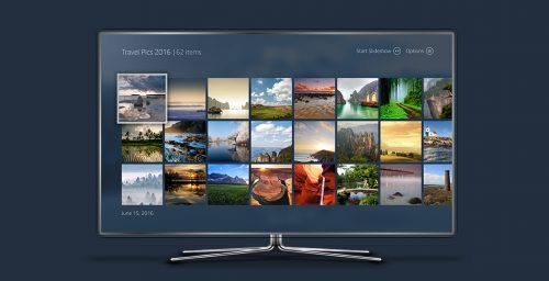 Show off your favorite photos on your Amazon Fire TV