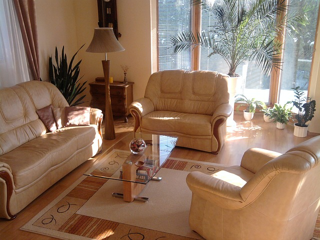Five Elements of Décor in an Inviting Living Room
