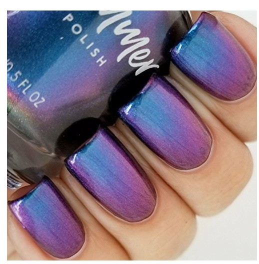 halogrphic nail polish