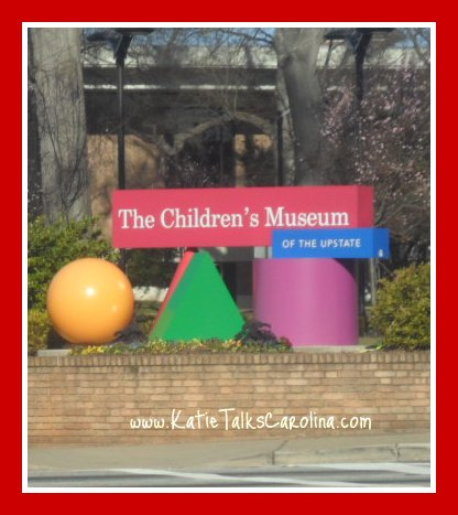 Fun For the Day? Visit the Children's Museum In Greenville!