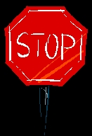 Stop Means STOP!