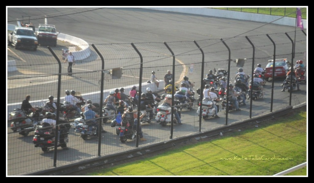 Loud Motorcycles, Fast Cars…and a Dentist? HomeTown Heroes at Concord Motor Speedpark!