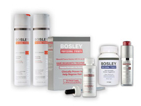 Bosley Professional Strength for Women – Giveaway!