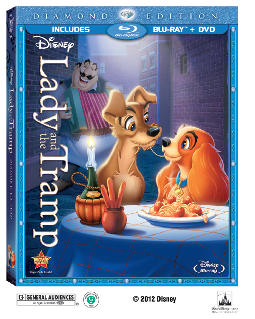 Free Lady and the Tramp Activity Sheets