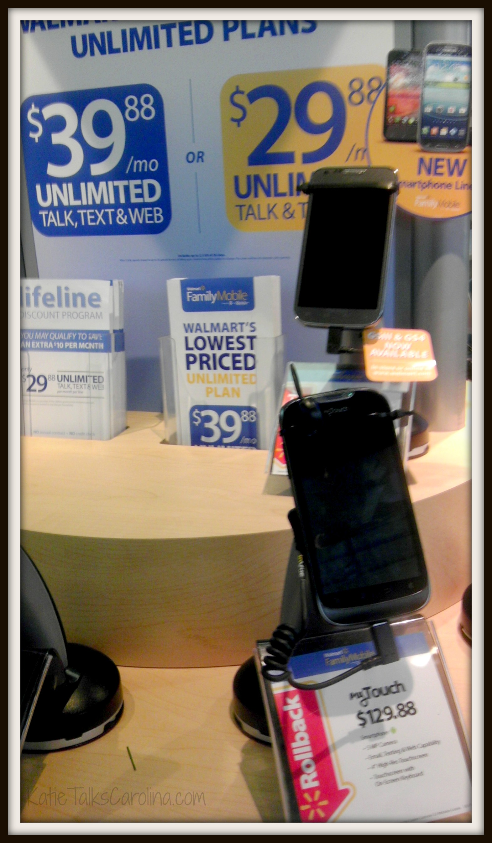 Switching Unlimited Plans Isn't as Hard as You Might Think With Walmart Family Mobile