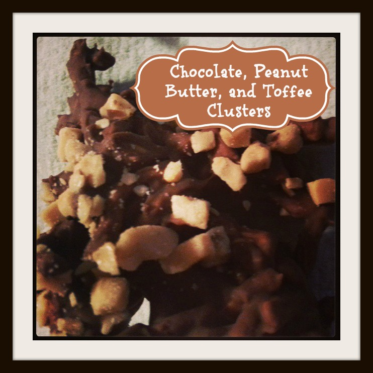 Chocolate Chips, Peanut Butter Chips & Chow Mein Clusters Recipe