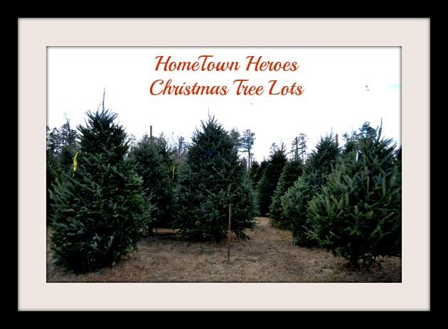 HomeTown Heroes Christmas Tree Lots 2013