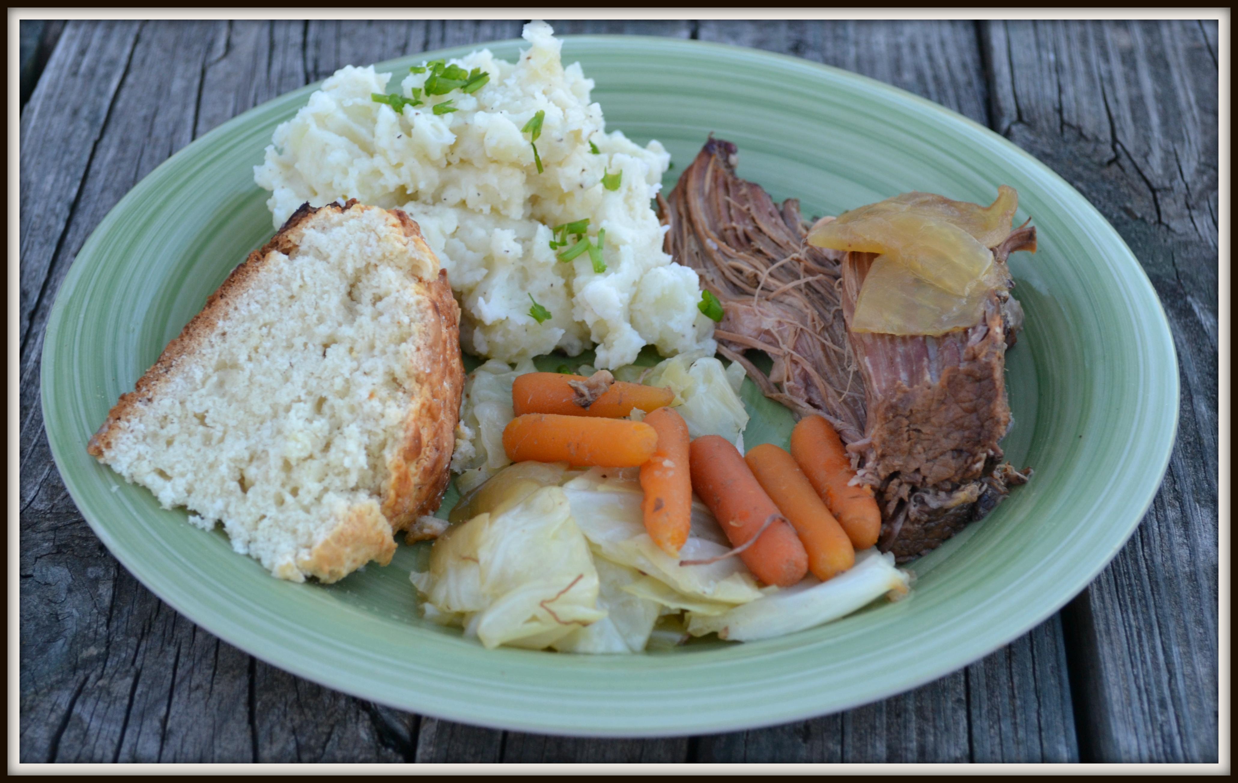 St. Patricks Day Meal
