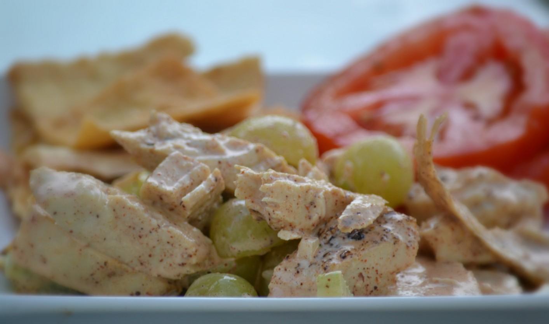 Easy Spicy Chicken Salad Recipe