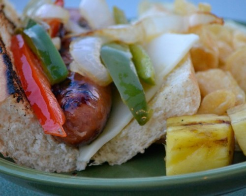 Tailgating Sausage Recipes with Kayem the Official Franks and Sausages of the Carolina Panthers