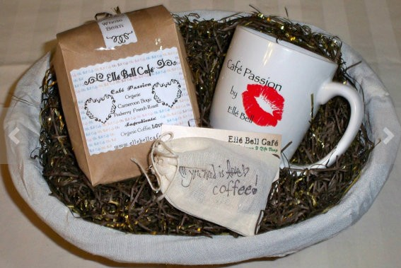 Valentine's Day Gift for the Coffee Lover