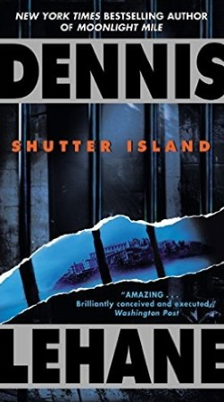 Best Plot Twist Books – Shutter Island