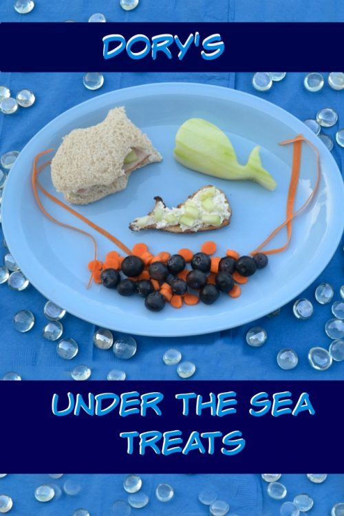 Dory Inspired Recipes Plus Sweepstakes and Giveaway from Nature's Harvest