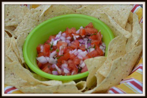 Easy Pico de Gallo Salsa Recipe