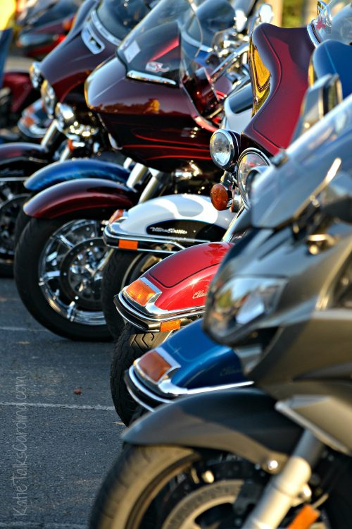 Bike Night at Buffalo Wild Wings October 5th Benefiting HomeTown Heroes