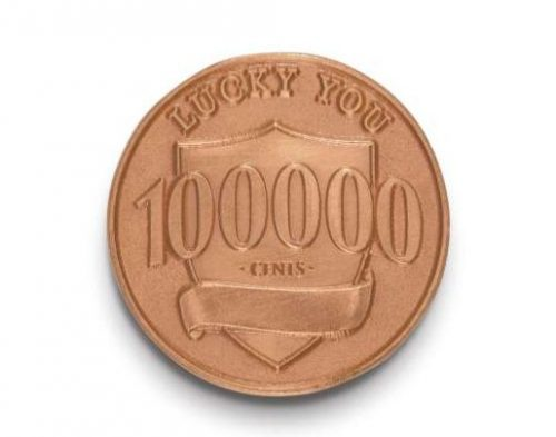 Look for Lucky Pennies!