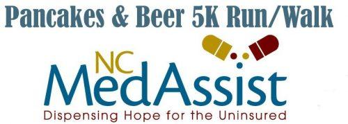 NC MedAssist 5K Run/Walk November 5th