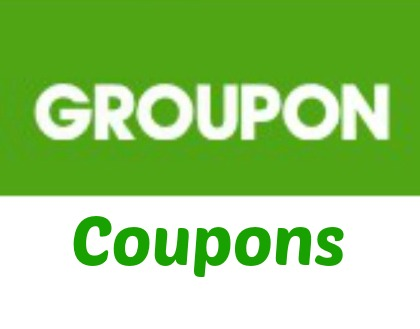 Groupon Coupons Who Knew?