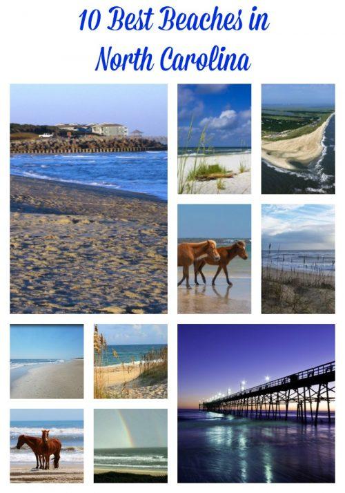 10 Best Beaches in North Carolina