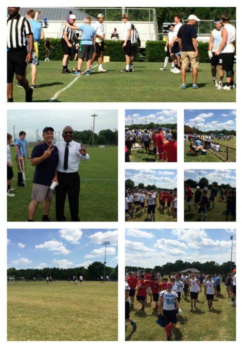 6th Annual Score 1 for Spencer Flag Football Tournament
